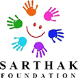Sarthak Foundation Logo